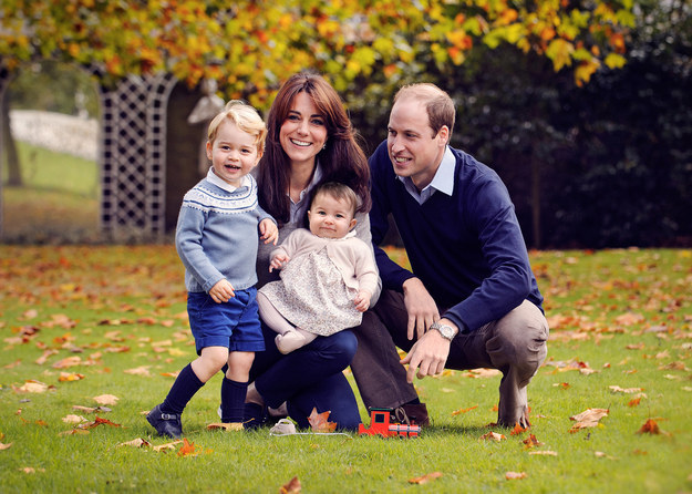 Kensington Palace Just Released Your New Favorite Photos of the Royal Fam