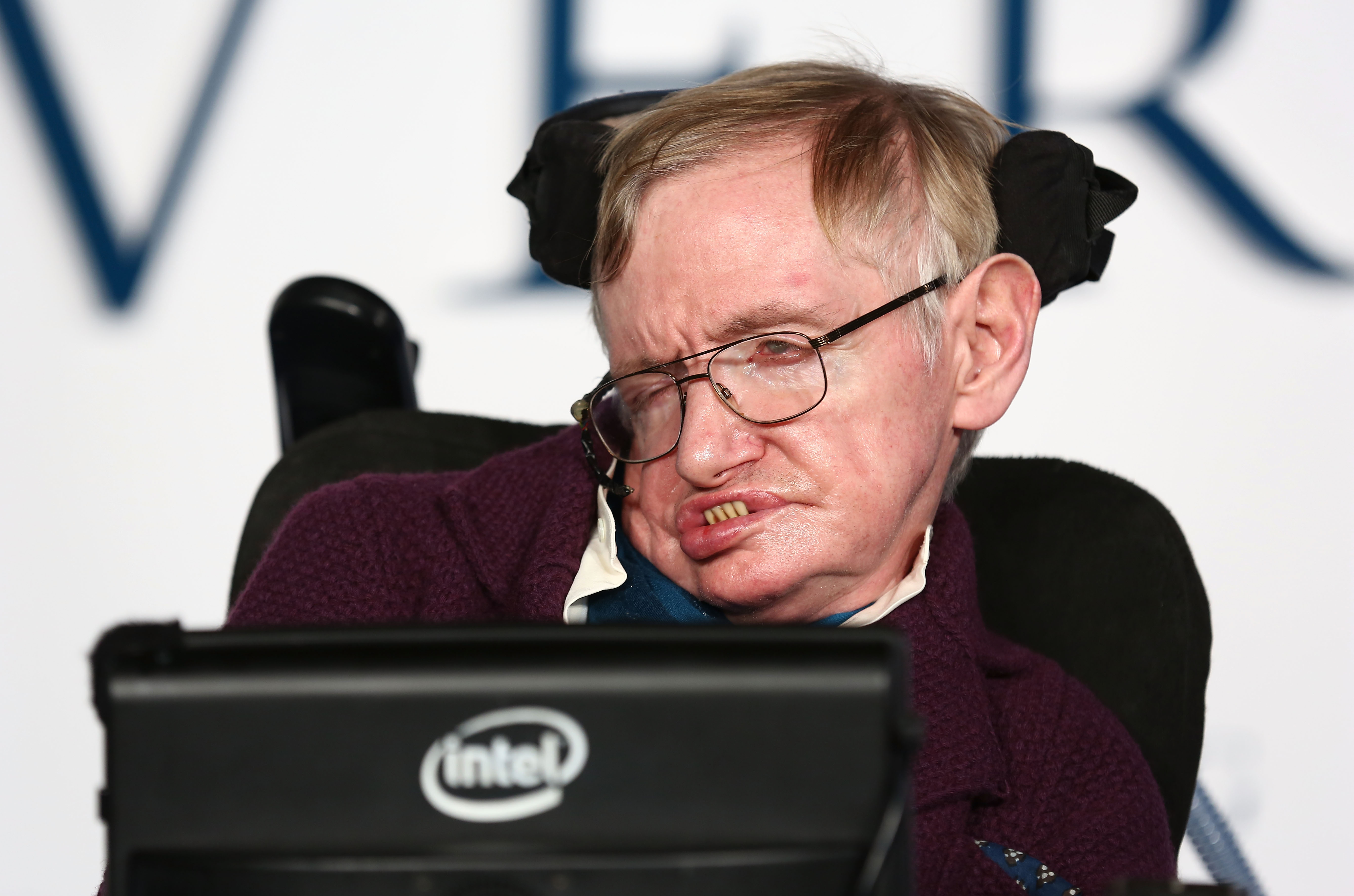 Stephen Hawking made a grim warning about the future last year