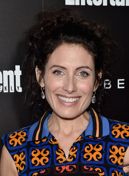 LOS ANGELES, CA - JANUARY 29:  Actress Lisa Edelstein attends Entertainment Weekly's celebration honoring THe Screen Actors Guild presented by Maybeline at Chateau Marmont on January 29, 2016 in Los Angeles, California.  (Photo by Alberto E. Rodriguez/Getty Images)