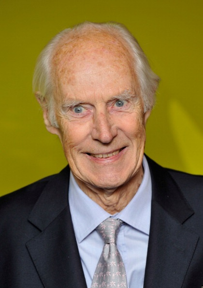 LONDON, ENGLAND - NOVEMBER 01: Sir George Martin arrives at the Music Industry Trusts' Awards 2010 at the Grosvenor House Hotel on November 1, 2010 in London, England. (Photo by Gareth Cattermole/Getty Images)