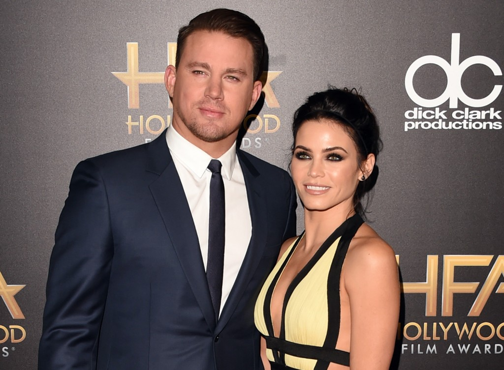 Channing Tatum Wrote Jenna Dewan the Most Romantic Birthday Message