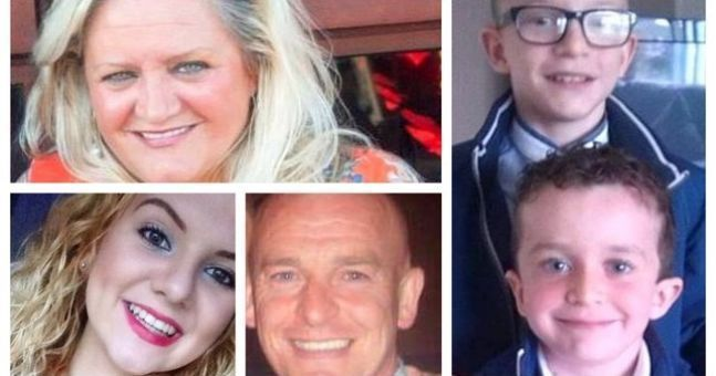 Buncrana pier deaths: slipway was 'slippery as ice', witness tells inquest