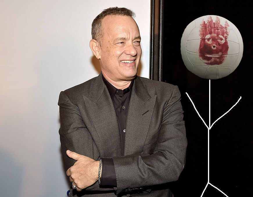 "NEW YORK, NEW YORK - MARCH 15: Tom Hanks attends ""My Big Fat Greek Wedding 2"" New York Premiere at AMC Loews Lincoln Square 13 theater on March 15, 2016 in New York City. (Photo by Theo Wargo/Getty Images)"