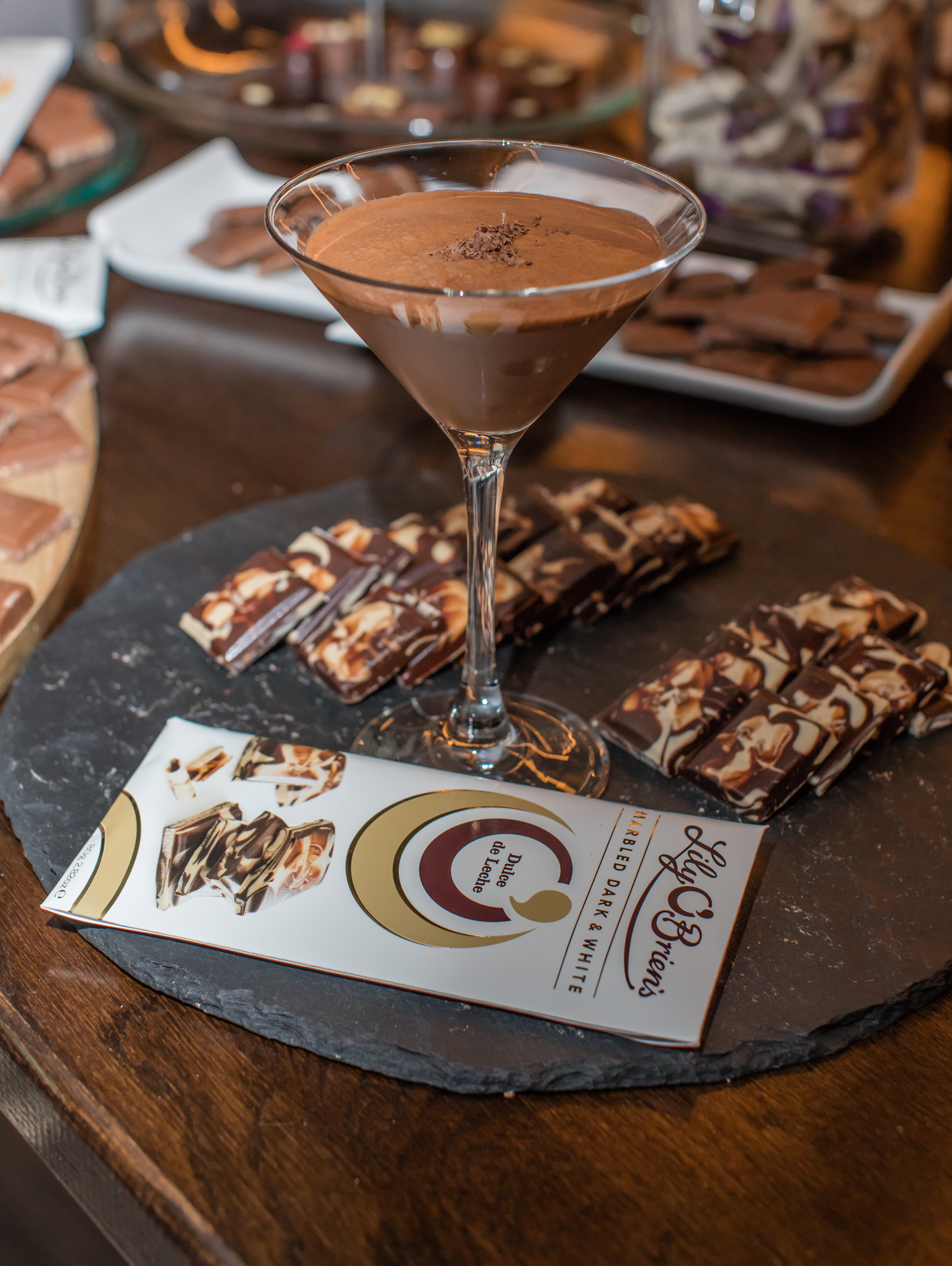 Baileys Chocolatini Cocktail these mouthwatering chocolatinis taste as good as they look