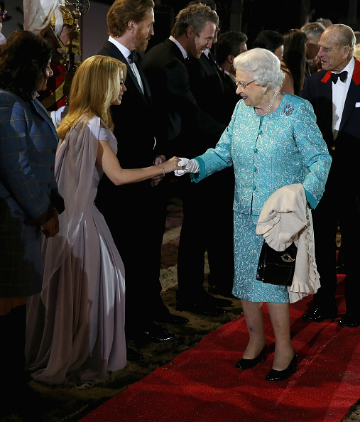 The Queens 90th Birthday Celebrations At Windsor- Final Night