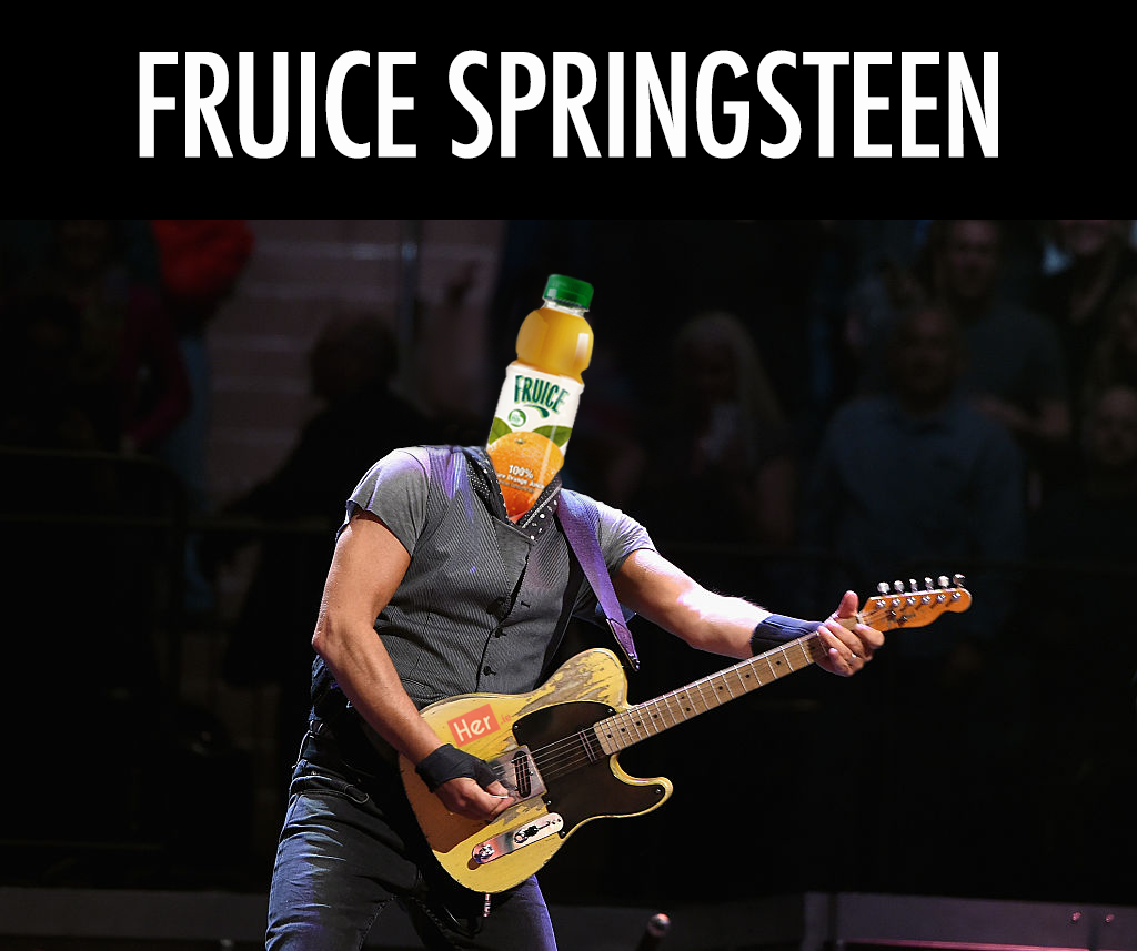 FRUICESPRINGSTEEN