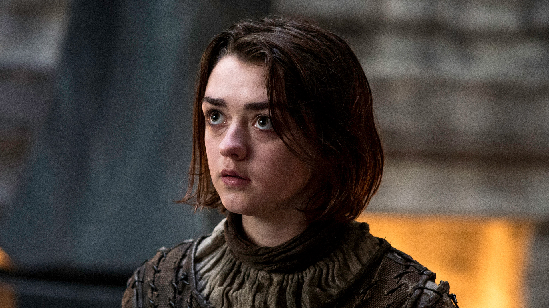Did Maisie Williams Simply Reveal When 'Sport Of Thrones' Will Return?