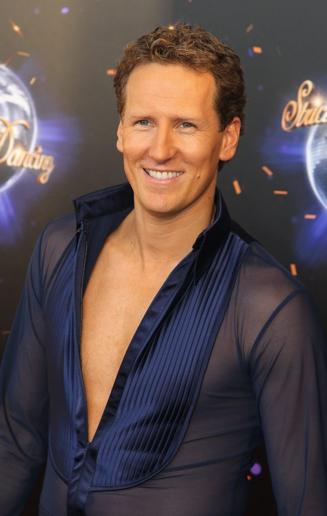 BBC One Strictly Come Dancing 2011 - Press Launch