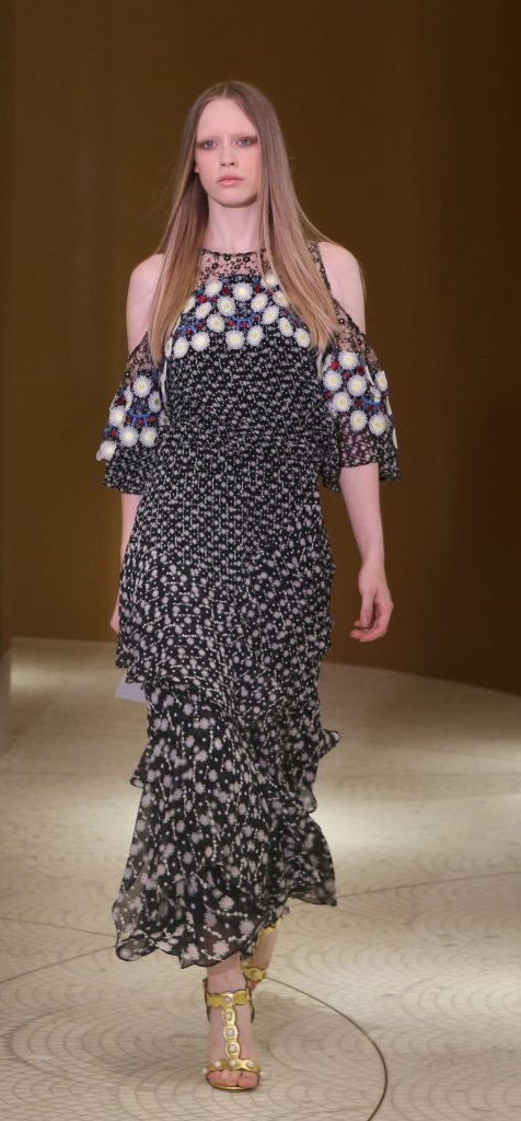 Peter Pilotto Blouse and Skirt (2)