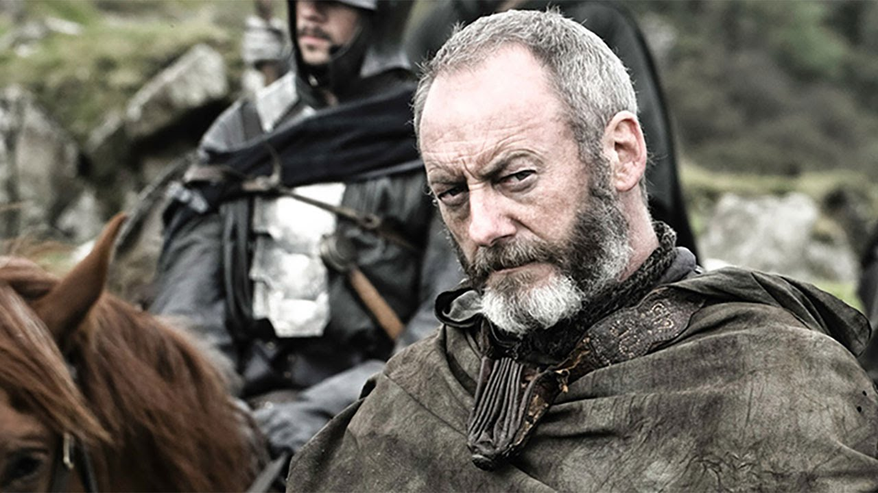 Game of Thrones' Davos on what he's taken from set