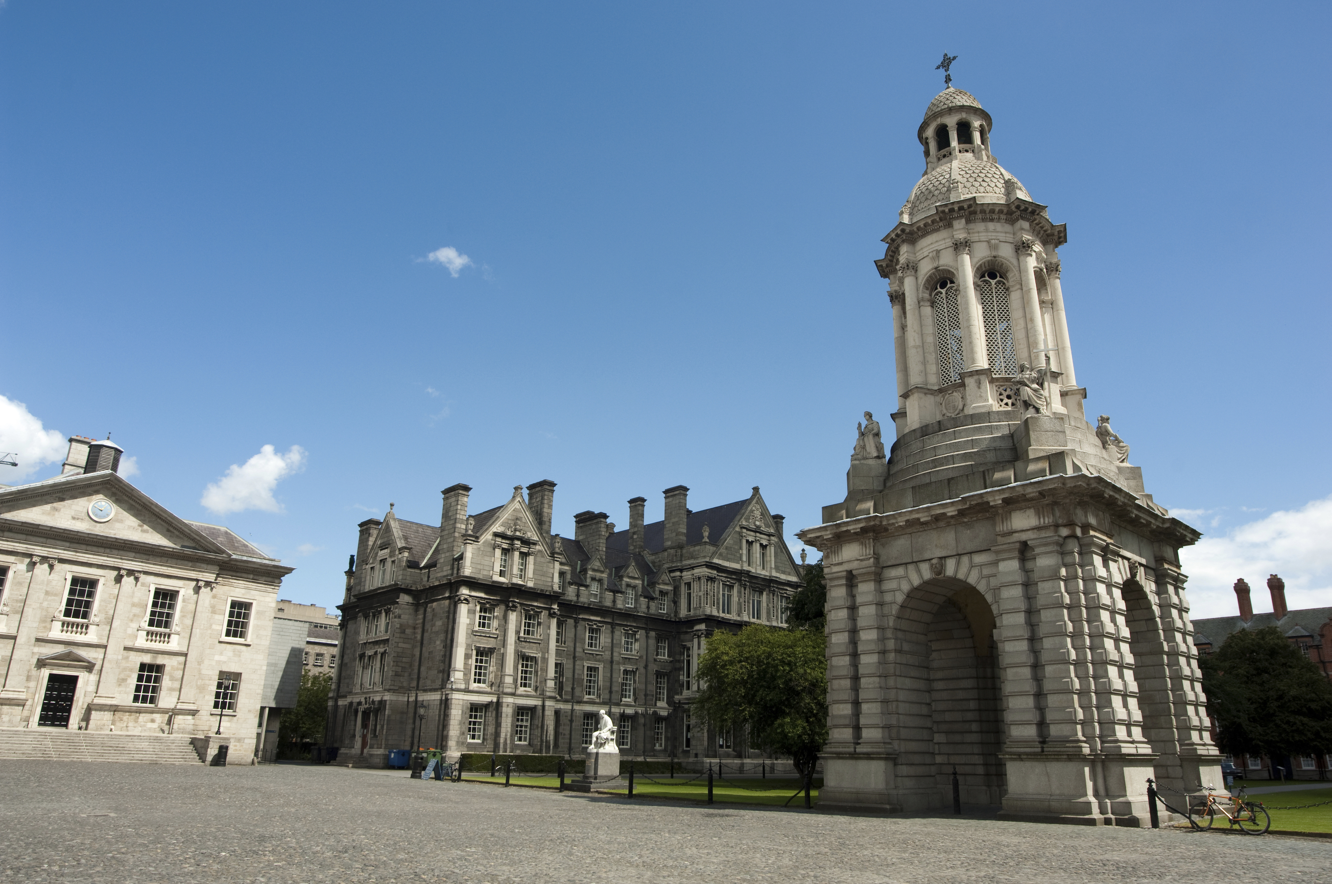 Students harshly critical of Trinity College's axing of term