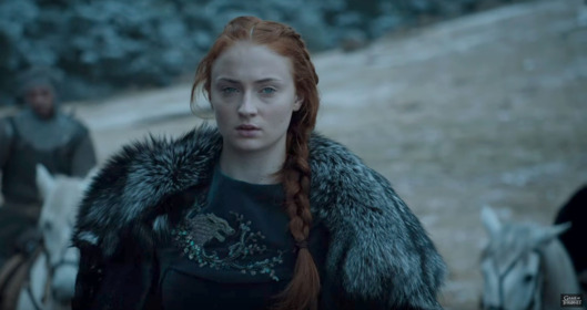 Game of Thrones theory predicts third marriage for Sansa Stark