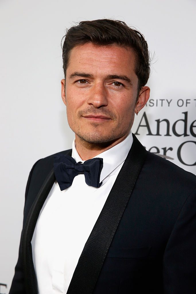 LOS ANGELES, CA - APRIL 13: Actor Orlando Bloom attends the launch of the Parker Institute for Cancer Immunotherapy, an unprecedented collaboration between the country's leading immunologists and cancer centers on April 13, 2016 in Los Angeles, California. (Photo by Jonathan Leibson/Getty Images for Parker Media)