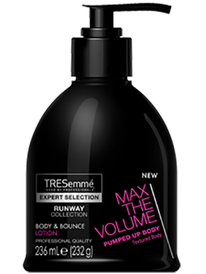 Max the Volume Body and Bounce Lotion