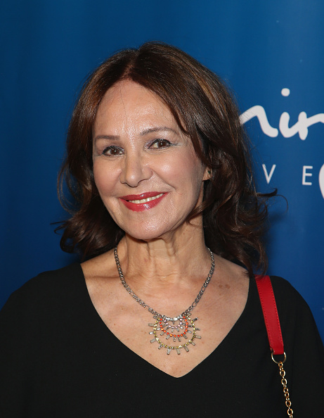 """LAS VEGAS, NV - JULY 14: Choreographer Arlene Phillips attends the 10th anniversary celebration of """"The Beatles LOVE by Cirque du Soleil"""" at The Mirage Hotel & Casino on July 14, 2016 in Las Vegas, Nevada. (Photo by Gabe Ginsberg/Getty Images)"""