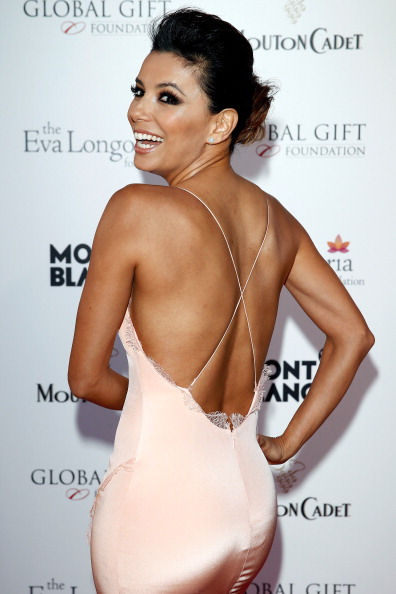 Eva Longoria Hosts The Global Gift Gala - The 67th Annual Cannes Film Festival