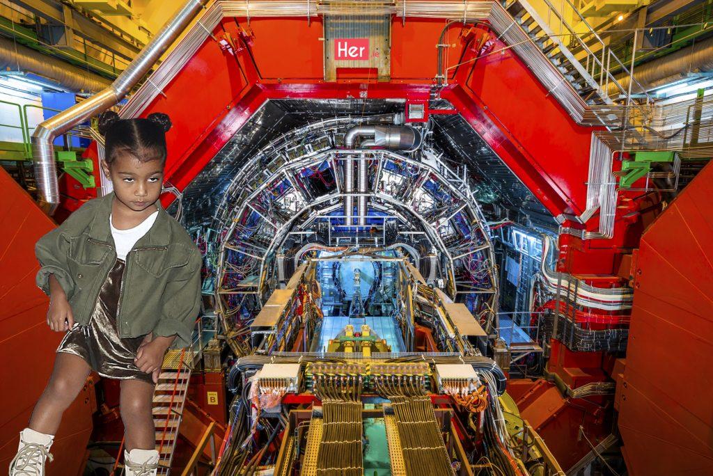 ATLAS (A Toroidal LHC Apparatus)