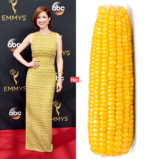 LOS ANGELES, CA - SEPTEMBER 18: Actress Ellie Kemper attends the 68th Annual Primetime Emmy Awards at Microsoft Theater on September 18, 2016 in Los Angeles, California. (Photo by Alberto E. Rodriguez/Getty Images)