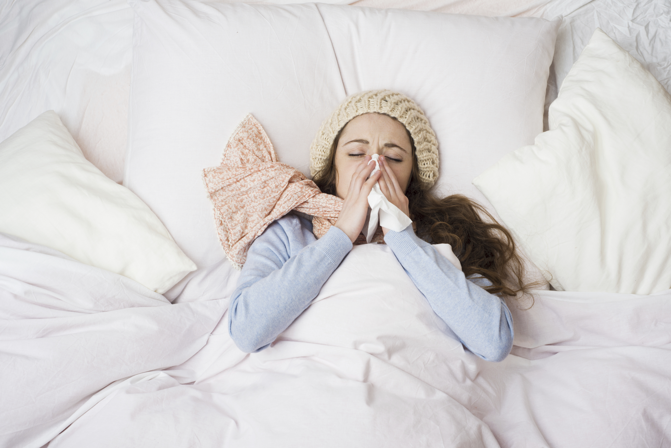 Do you actually have the flu or is it just a cold? How to tell the difference