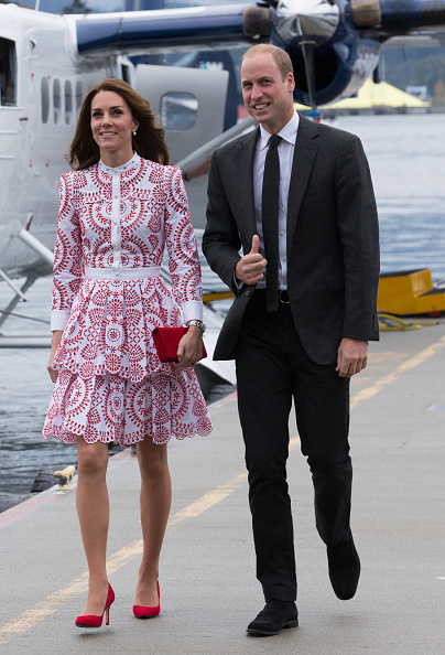 2016 Royal Tour To Canada Of The Duke And Duchess Of Cambridge - Vancouver, British Columbia