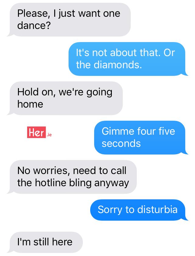Drake Text Messages Leaked Revealing His Revenge Plans For ...