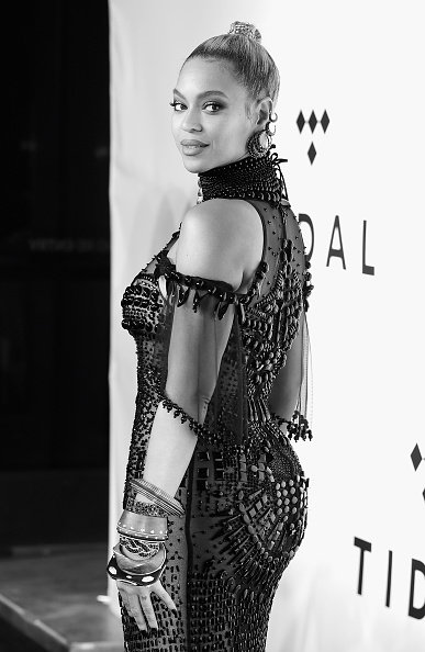attends TIDAL X: 1015 on October 15, 2016 in New York City.