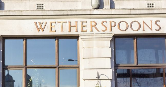 Rising costs mean Wetherspoon will have to run just to stand still