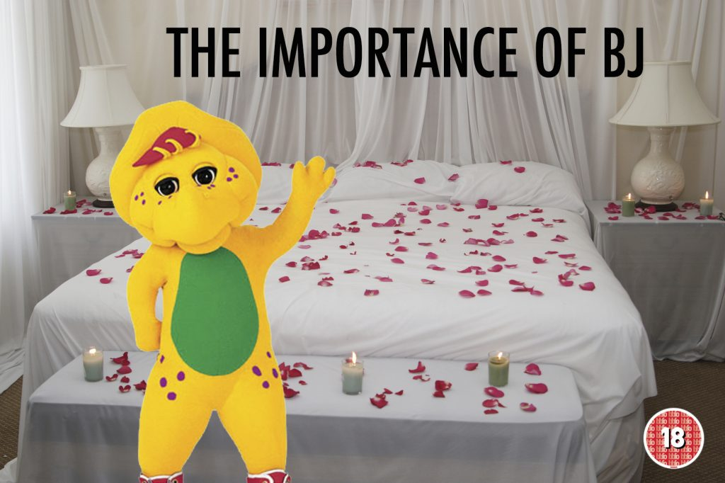 A romantic setting for numerous special occasions... a bed covered in rose petals.