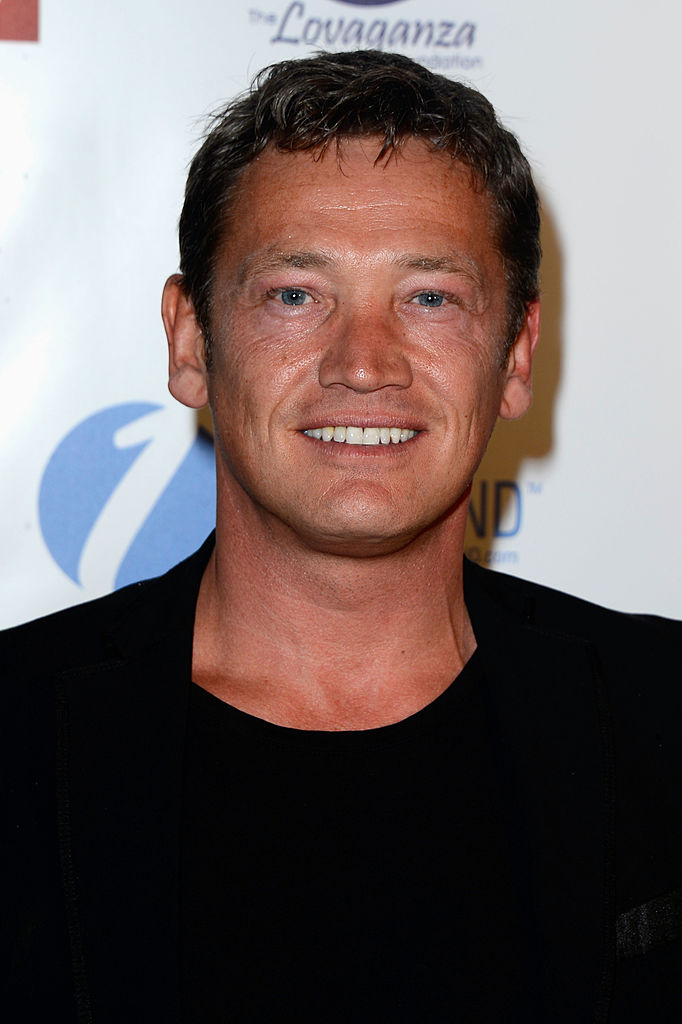 CANNES, FRANCE - MAY 22: Sid Owen attends the Lova World Images Closing Party during the 66th Annual Cannes Film Festival at Baoli Beach on May 22, 2013 in Cannes, France. (Photo by Pascal Le Segretain/Getty Images)
