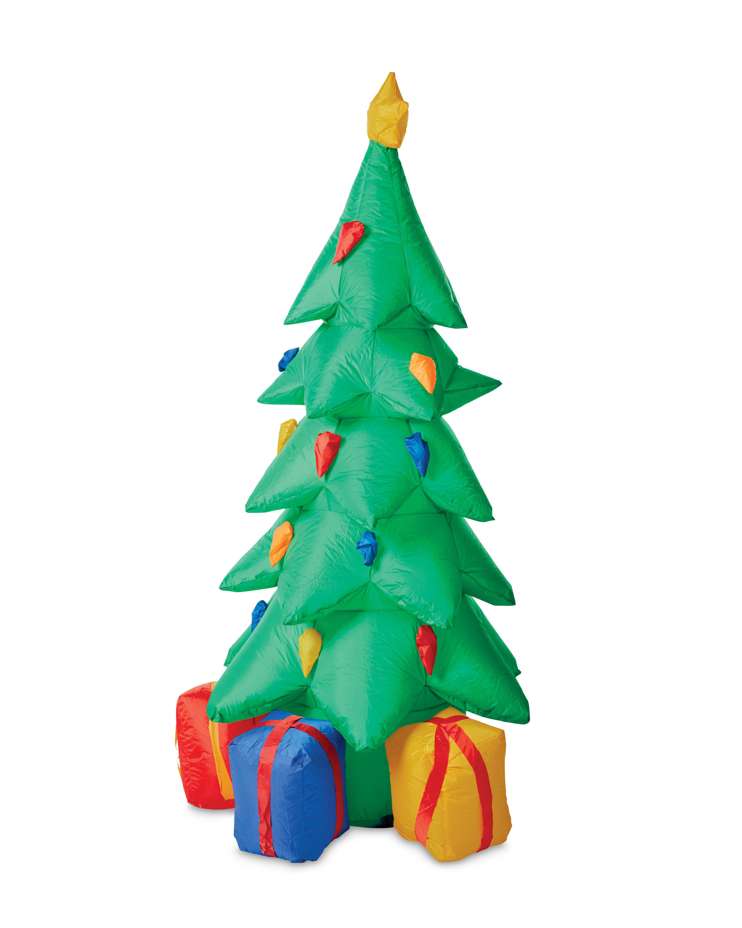 christmas tree 6ft inflatable a - Blow Up Christmas Tree