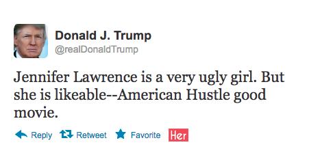 real donald trump twitter
