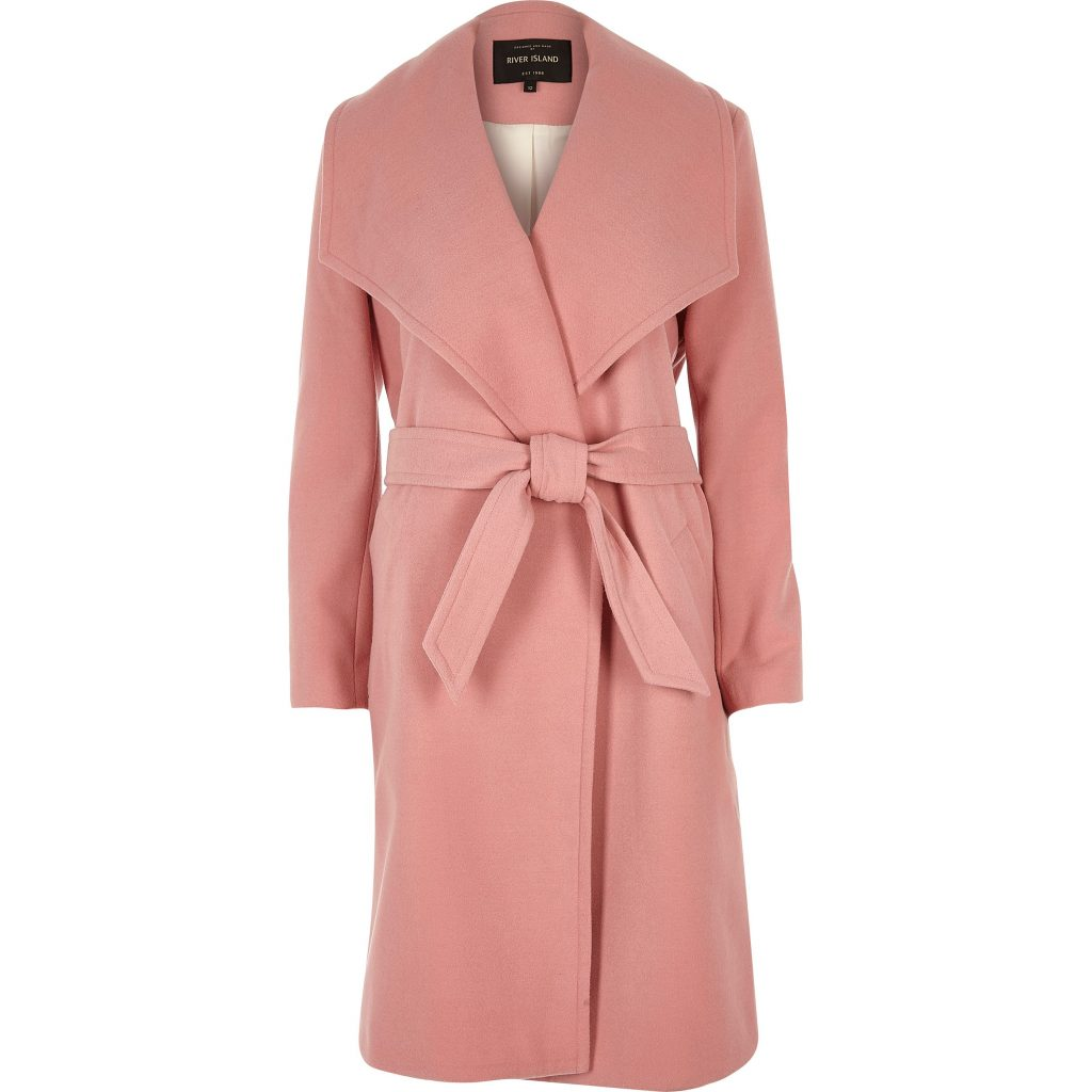 The River Island coat you'll want for spring has been ...