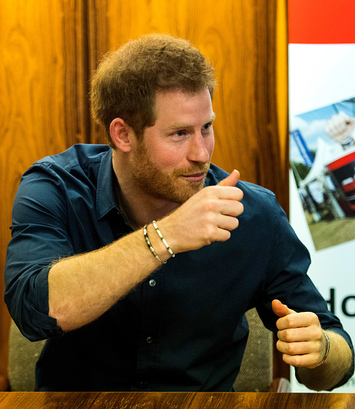 The Subtle Sign That Meghan And Harry Were Loved Up Long