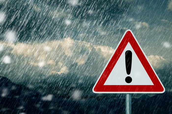 Wind warning for Donegal issued