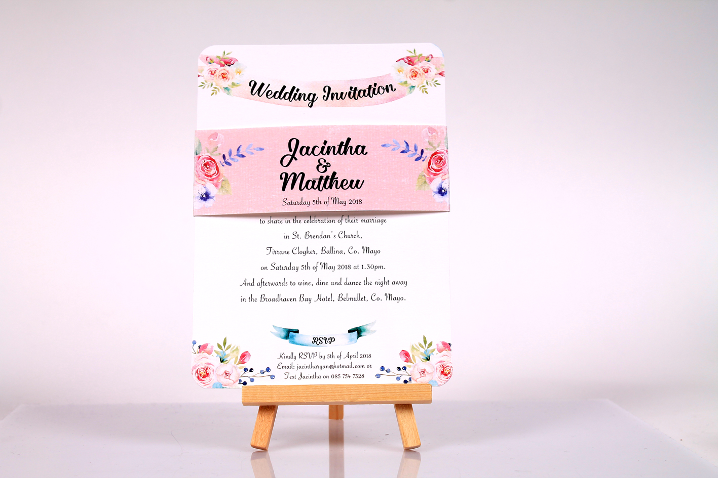 """Only on a few occasion over the last year, have I been asked to include their parent's names on the wedding invitation introduction."""" Colour Trends"""