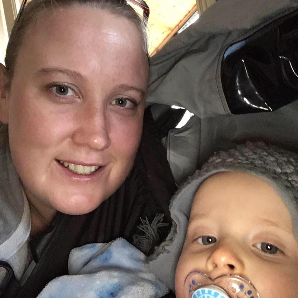 A brave Wicklow mum is about to make a dream come true for