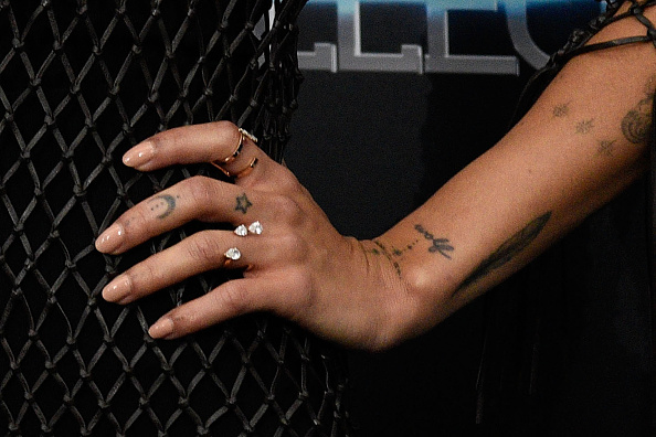 8 Tiny Celebrity Tattoos That Are Our New Inkspiration Herie