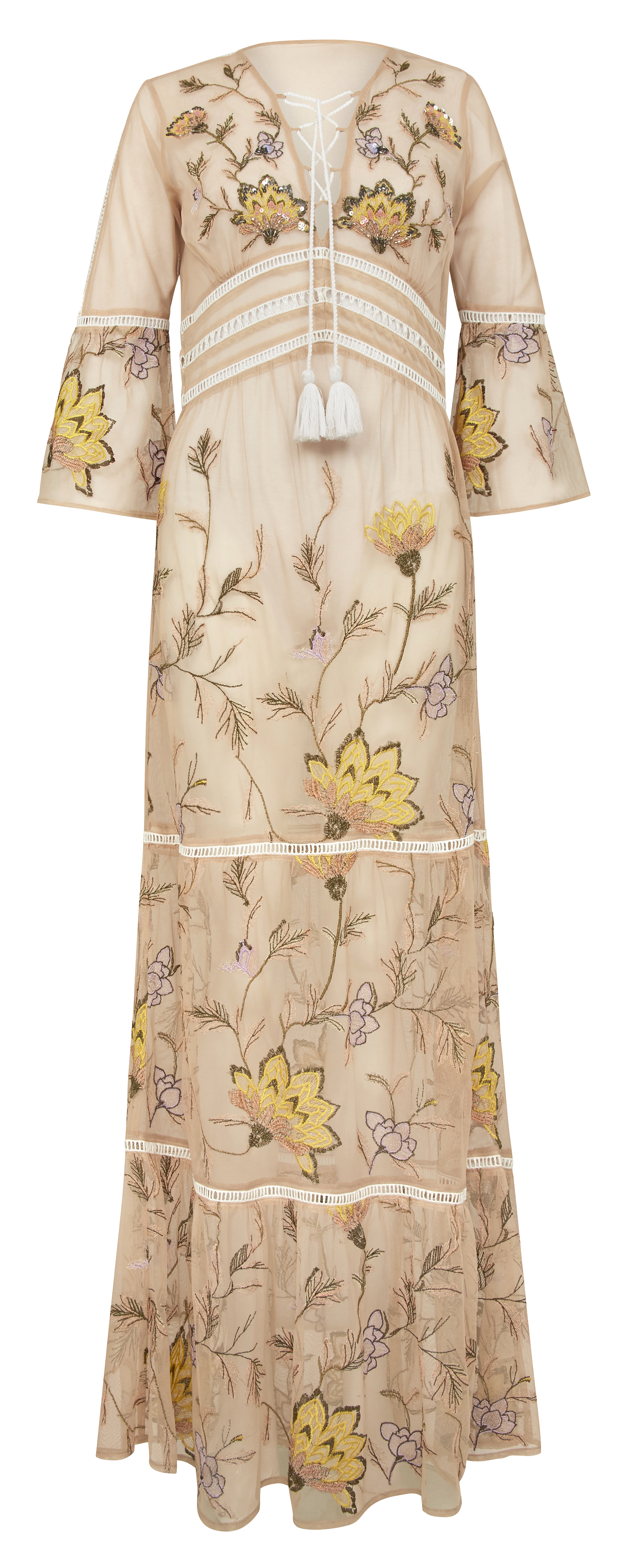 Dresses For Wedding Guest River Island : River island s new full length frocks are ideal for spring