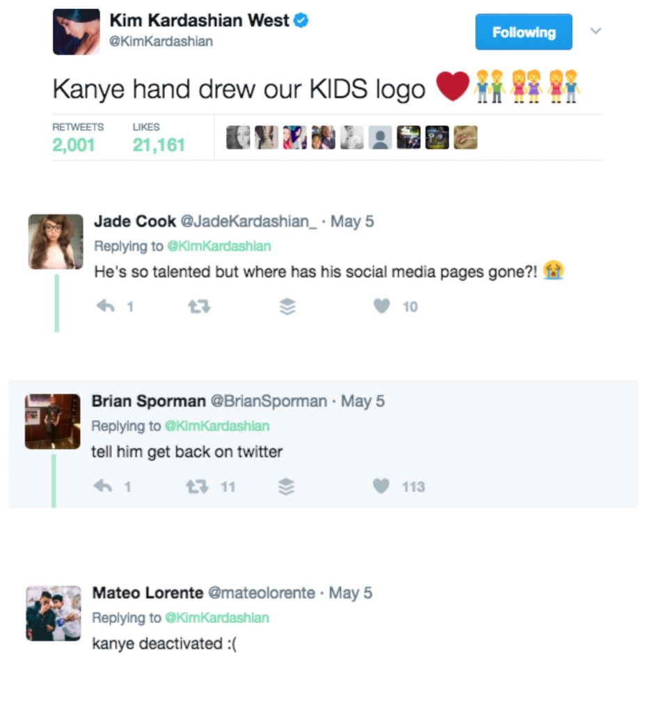 What's wrong with Kanye West? The rapper disappeared from social media