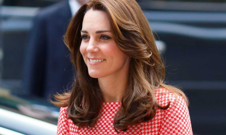 Kate Middleton Secretly Donated Her Hair to Kids' Cancer Charity