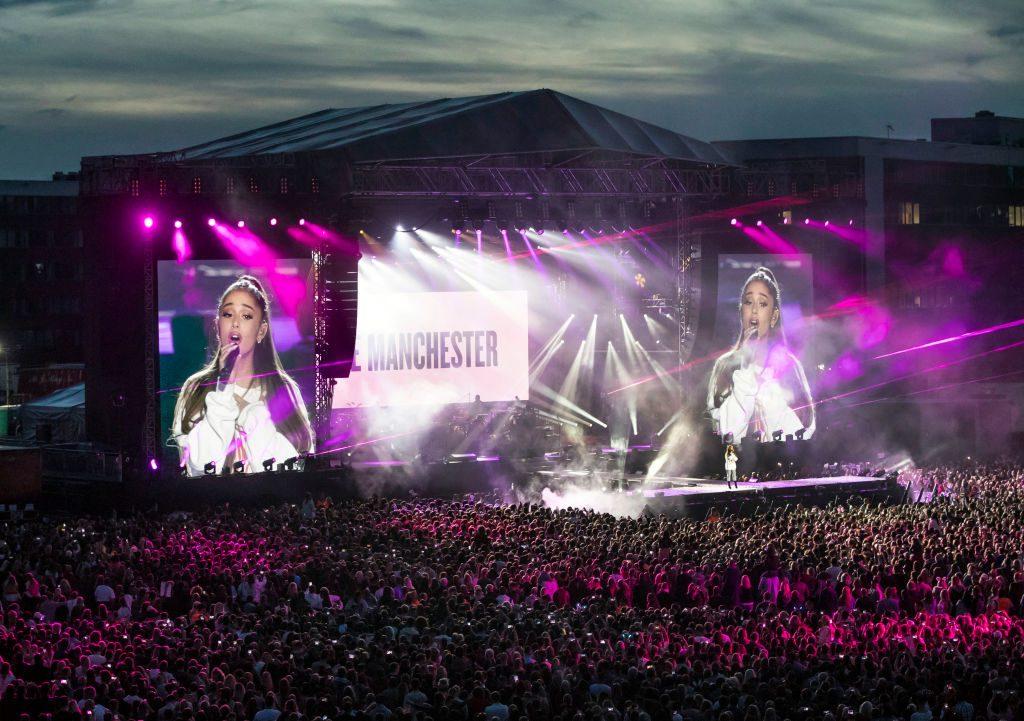 Ariana Grande PH concert to push through in August