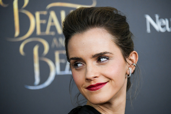 Actress Emma Watson takes feminist book happening to Paris
