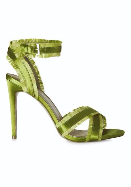 Penneys green shoe