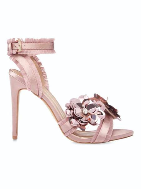 Penneys embellished shoe