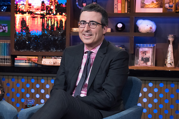 John Oliver adds his voice to the Lion King remake