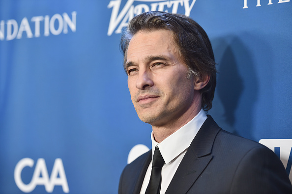 Olivier Martinez is back with Kylie Minogue.