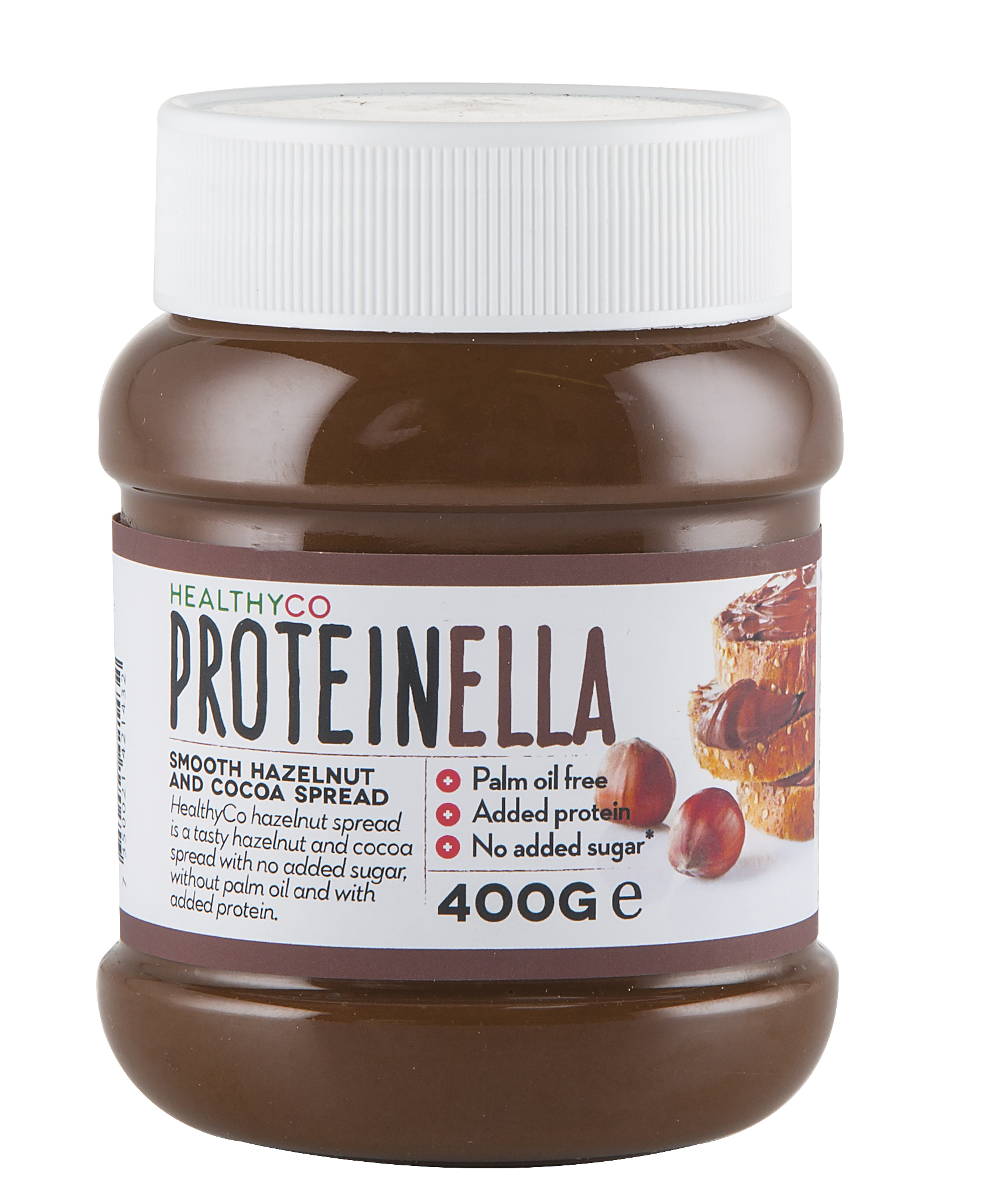 A Healthy Protein Chocolate Spread Is Currently In Lidl