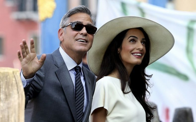 George Clooney explains why he's taking a break from acting
