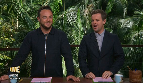 Ant McPartlin working hard to make his television return later this year