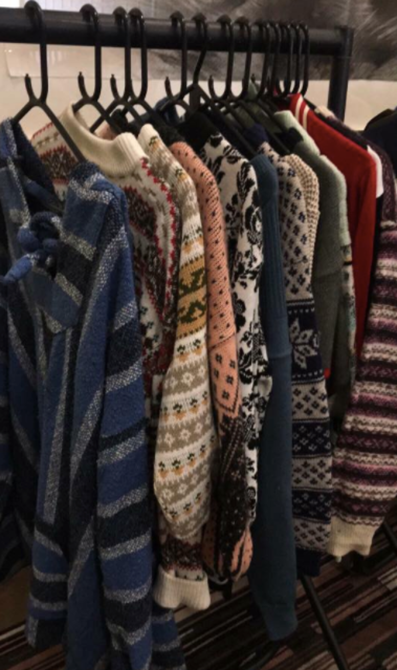 Theres A Massive Vintage Clothing Sale Happening In Dublin